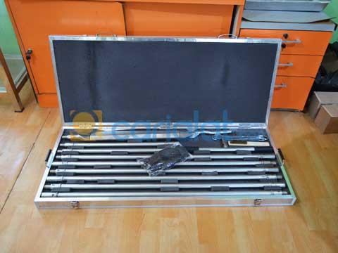 Peat Sampler Set (Bor Sampling Tanah Gambut)