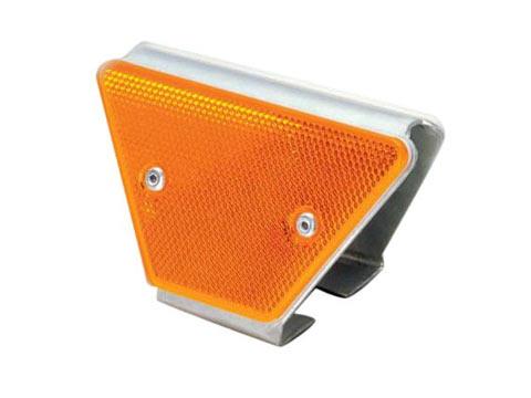 reflektor guardrail trapezia