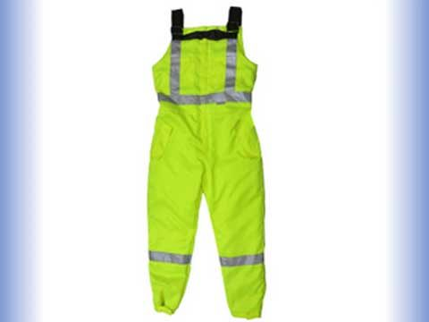 Sleeveless sling conjoined safety work clothes