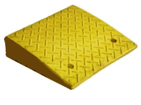 yellow safe kerb