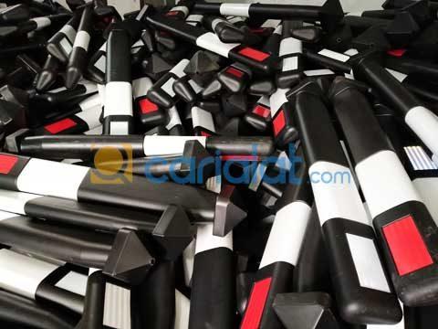 Delineator Plastik Sticker EGP