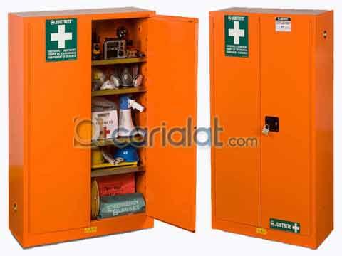 lemari peralatan emergency
