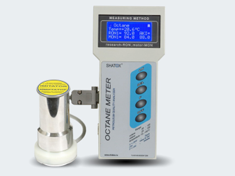 shatox SX 100k portable octane analyzer