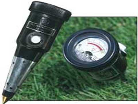 soil ph and moisture meter