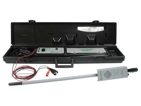 wire and valve locator