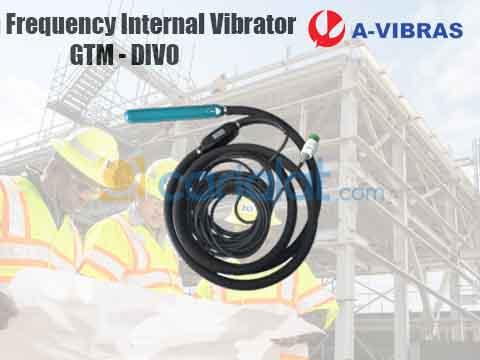 high frequency internal vibrator