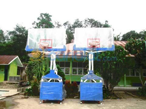 Ring Basket Hidrolik Manual