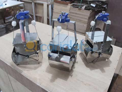 Standard Ponar Stainless Steel Grab