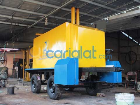Mesin Asphalt Sprayer