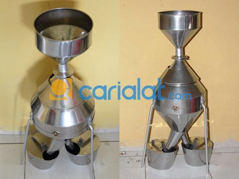Alat Pembagi Benih (Conical Seed Divider)