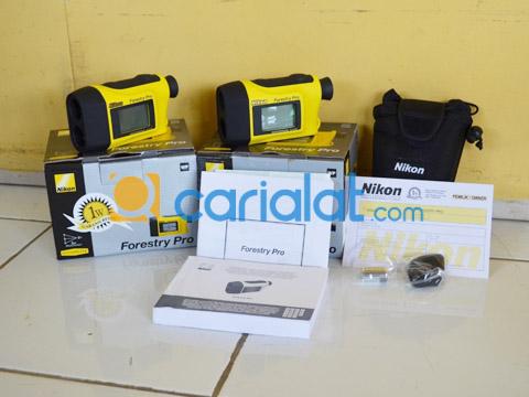 Nikon Forestry Pro II Laser Rangefinder Hypsometer